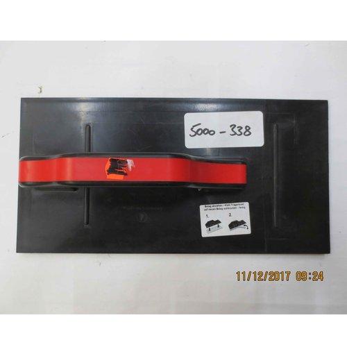 Klettträgerbrett 32x16 cm, Art.-Nr. 5000-338