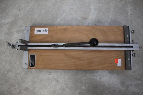 Fliesenschneider 530 mm