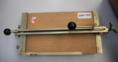 Fliesenschneider 370 mm Art. 5000-387