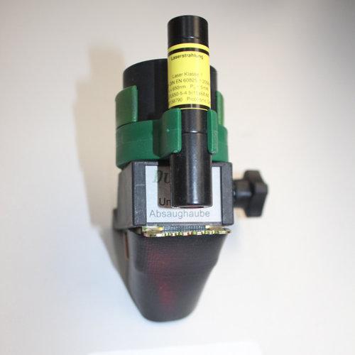 Flex Absaughaube mit Linien-Laser 5000-395