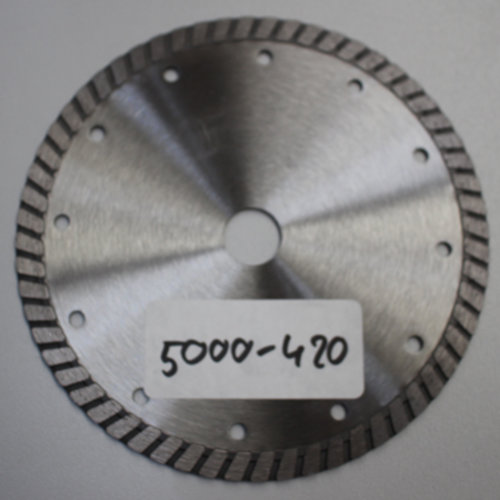 Diamanttrennscheibe Ø 180 mm trocken Turbo
