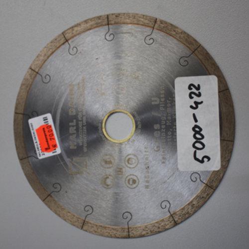 Diamanttrennscheibe Ø 200 mm Feinsteinzeug