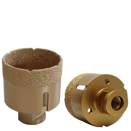 Hochleistungsbohrkrone 60 mm Gold