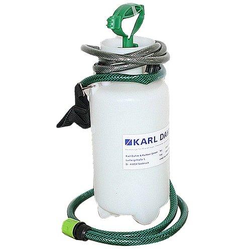 Wasserdruckbehälter mit Schlauchanschluss