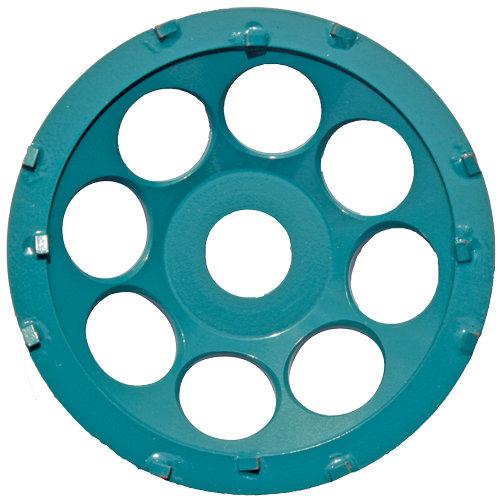 Spezial-Schleifteller, Ø 125 mm
