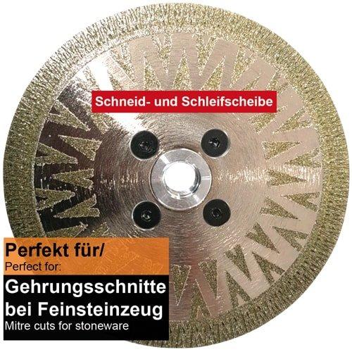 Schneid- und Schleifscheibe Allround Art. 50352