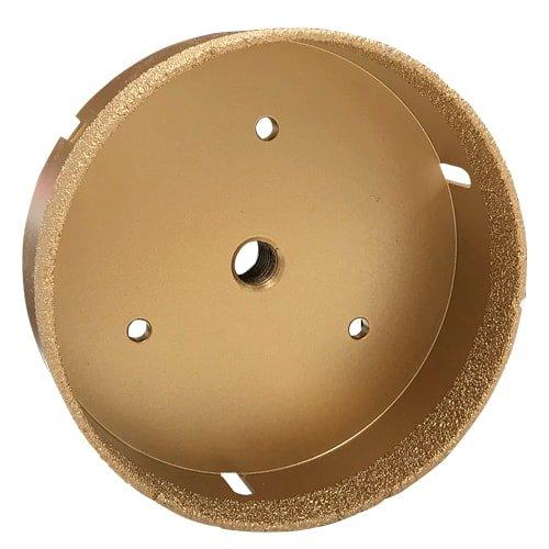 Diamantbohrkrone Gold, M14 - 120 mm von KARL DAHM