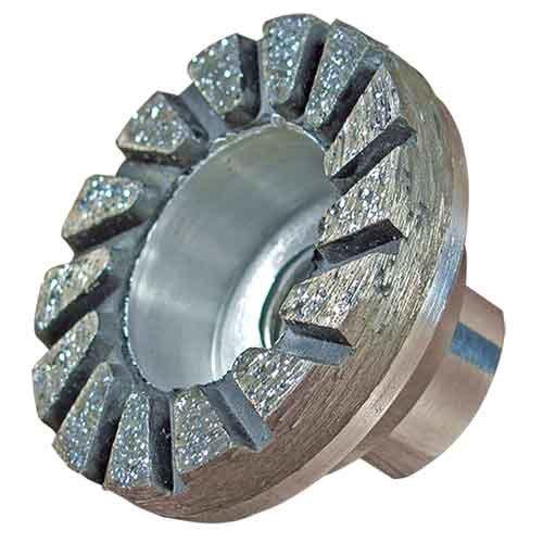 Schleiftopf Diamant Spezial für den Winkelschleifer