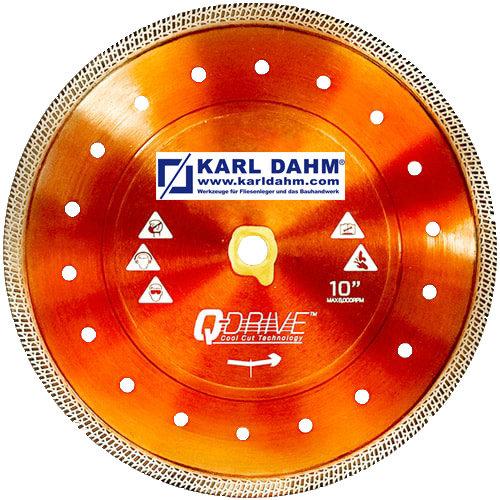Diamantscheibe Trocken 250 mm Art. 50600 zu Steintrennmaschine Trockenschnitt Art. 30600