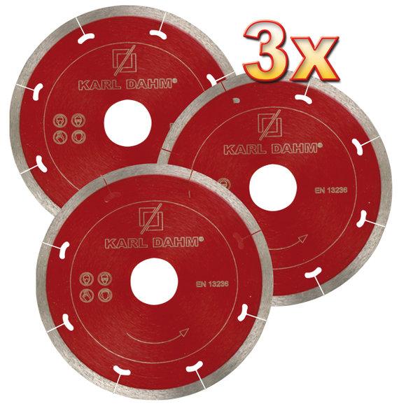 Diamanttrennscheiben Set Speed 125 mm Art. 56251