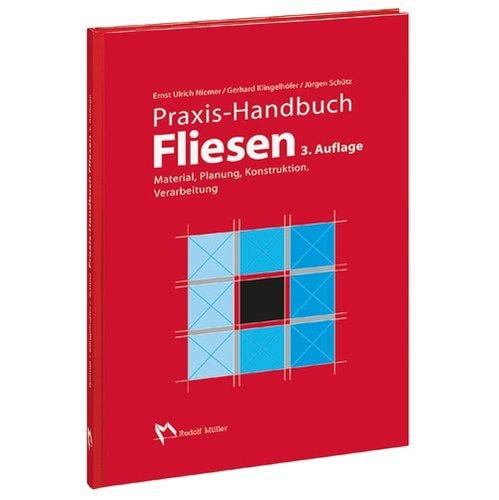 Praxis Handbuch Fliesen - Fachbuch