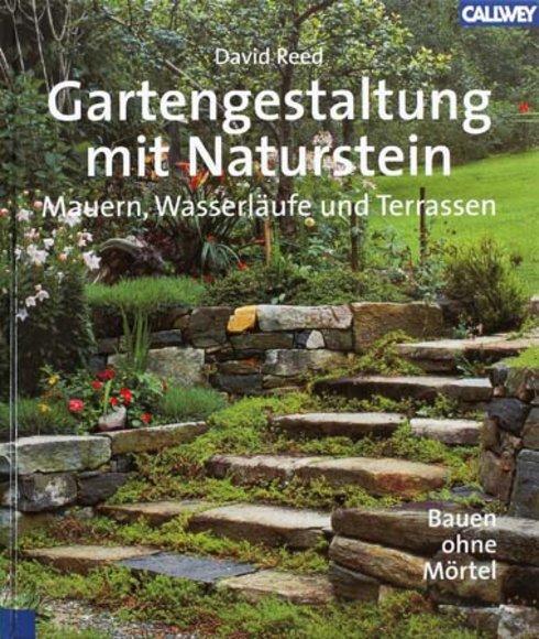 Gartengestaltung mit Naturstein - Fachbuch