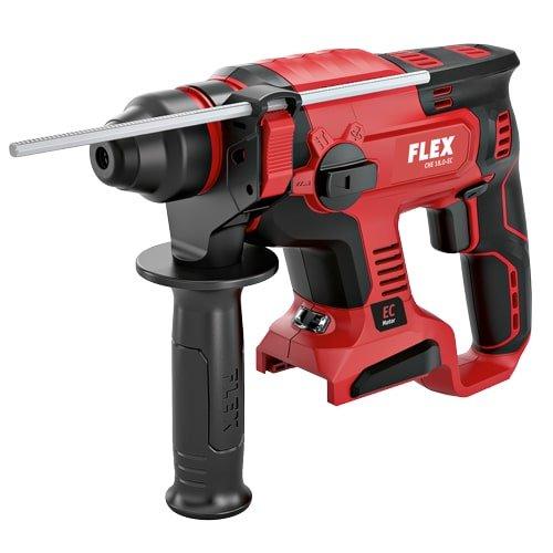 Akku-Bohrhammer FLEX 18 V zum bohren, hammerbohren und meißeln | neu bei KARL DAHM