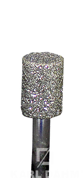 Diamant Profilstifte Zylinder 1St, Art Nr. 50348