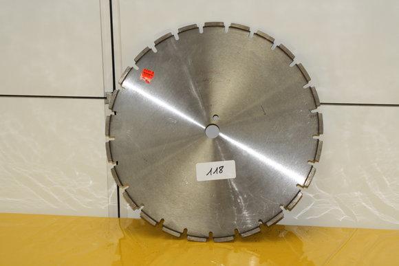 Diamanttrennscheibe universal 450 mm