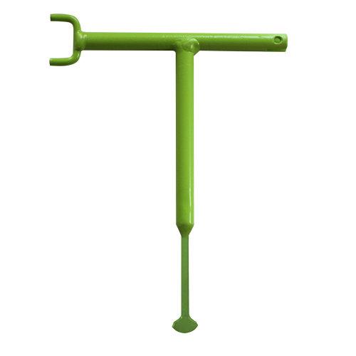 Einstellschlüssel Spezial für Stelzlager Universal von KARL DAHM