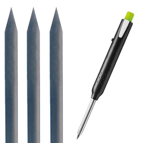 Ersatzminen graphit zu Bohrloch-Marker - Neu bei KARL DAHM