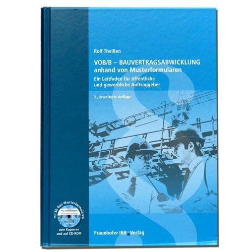 Fachbuch Bauvertragsabwicklung