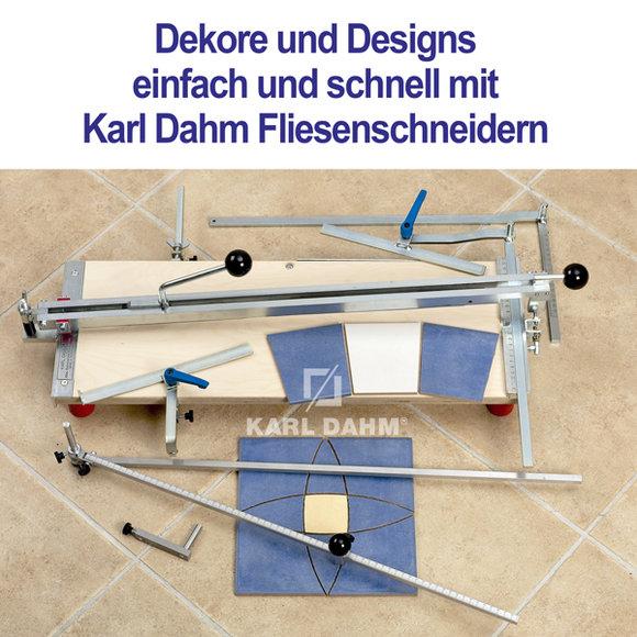 Idealmaschine, 610 mm, inkl. Dekor-Star und Design-Star-Schneideset Art.-Nr. 11358