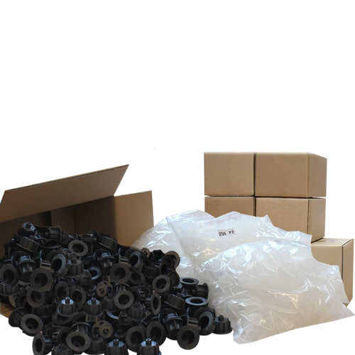 Jumbo-Set schwarz, 2 mm Art. 13502