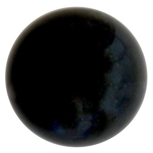 Kugelkopf schwarz