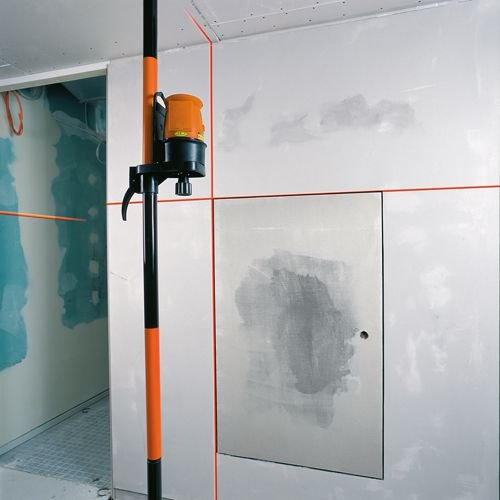 Laser-Klemmsäule bis 3,30 m Raumhöhe Art.-Nr. 40375