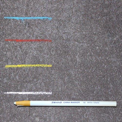 Markierungsstift weiß, wasserfest Art. 11053