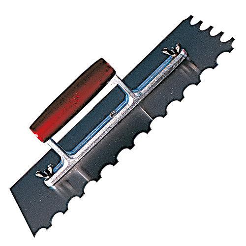 Mittelbett-Zahnkelle 340 mm