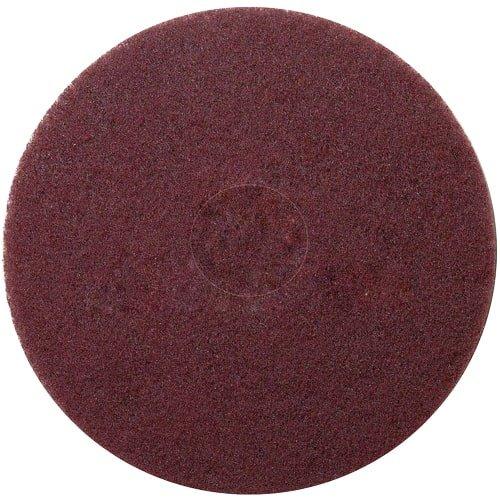 Polyester-Pad braun, Ø 410 mm Art.-Nr. 40268