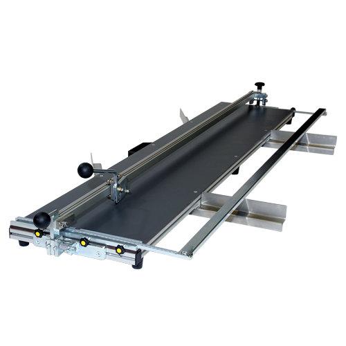 Profi Fliesenschneider High-Line Top für große Fliesen - 1850 mm Schnittlänge von KARL DAHM