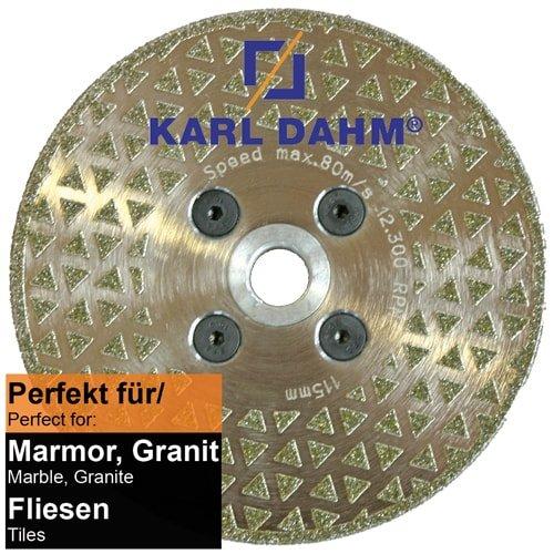 Schleifscheibe Cobra, kaufen bei Karl Dahm