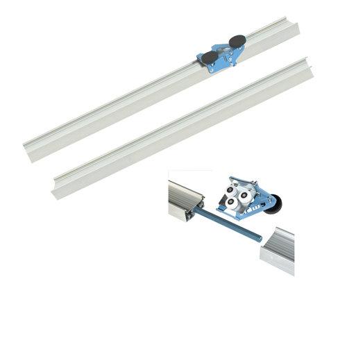 Sigma Kera Cut verlängerbare Schneideschiene 151 + 166 cm Schnittlänge mit Steckverbindung günstig kaufen bei KARL DAHM