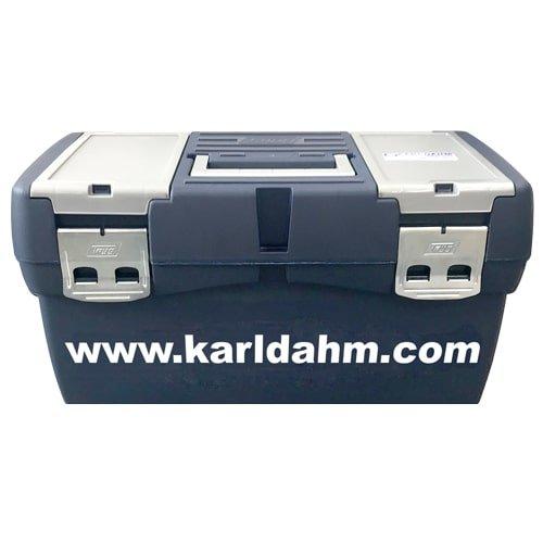 Werkzeugbox für Fliesenlegerwerkzeuge | KARL DAHM