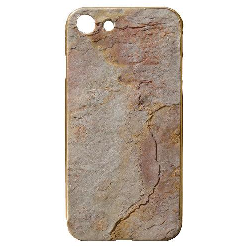 """iPhone 7 Hülle aus Schiefer """"Gold Mountain"""" von KARL DAHM"""