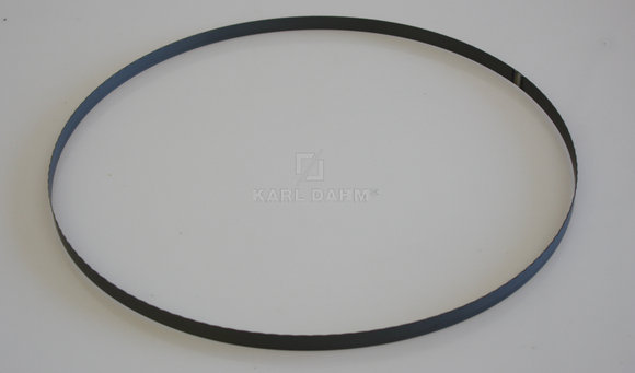 Spare band saw blade