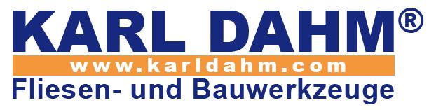 Karl Dahm - Der Onlineshop für Fliesenlegerwerkzeuge, Fliesenschneider, Nivelliersysteme, Diamantwerkzeuge und vieles mehr. Alles, was das Fliesenlegerherz begehrt. Jetzt online bestellen.